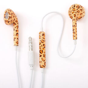 Cheetah Earbuds with Mic,
