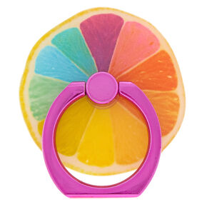 Rainbow Fruit Ring Stand,