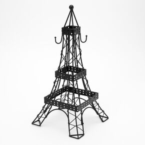 Eiffel Tower Jewelry Holder - Black,