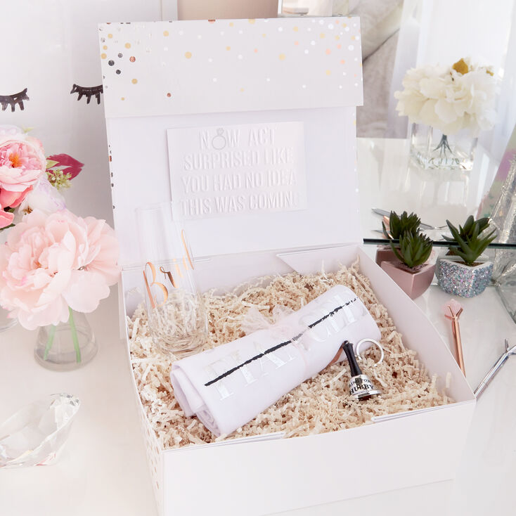 Bride To Be Engagement Gift Set,