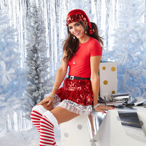 Mrs. Santa Set,