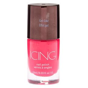 Gel-Like Nail Polish - Hot Pink,