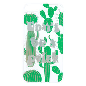 Don't Be a Prick Cactus Phone Case,