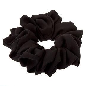 Giant Hair Scrunchie - Black,