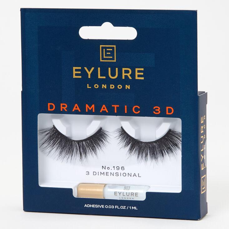 Eylure Dramatic 3D No. 196 False Lashes,