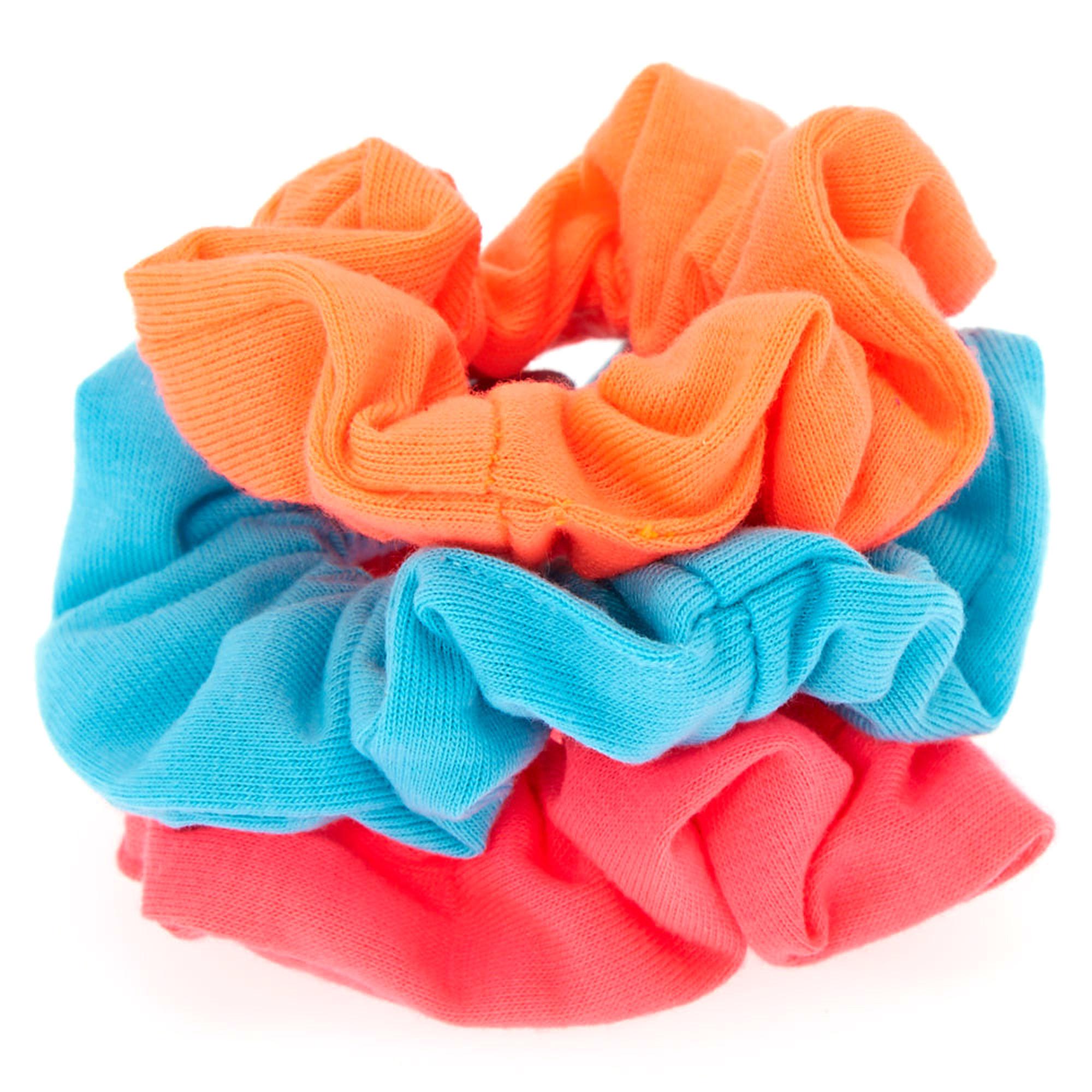 Neon Hair Scrunchies | Icing US