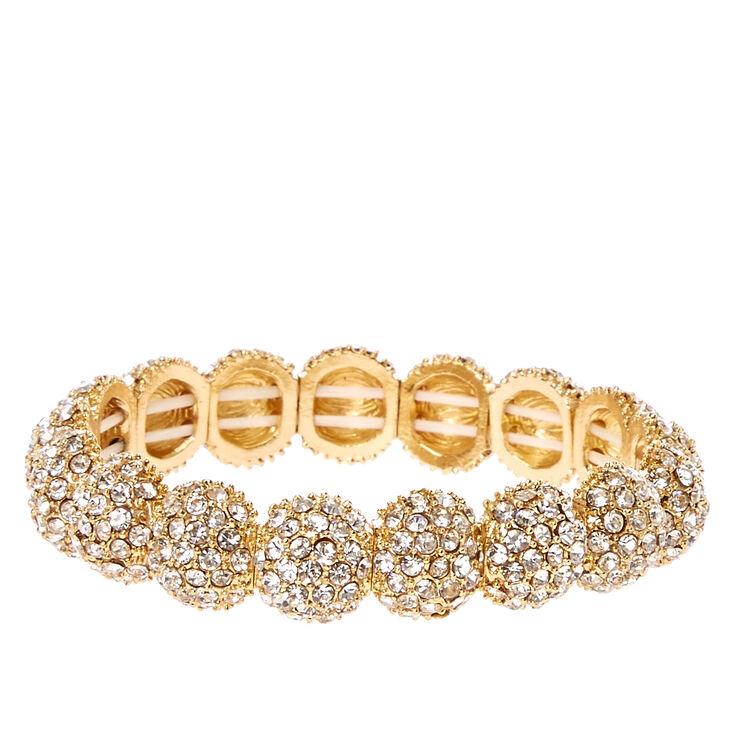 Golden Ball Bracelet,