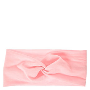 Blush Pink Headwrap,