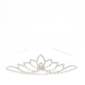 Mini Lotus Peak Tiara,