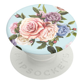 PopSockets PopGrip - Mint Floral,