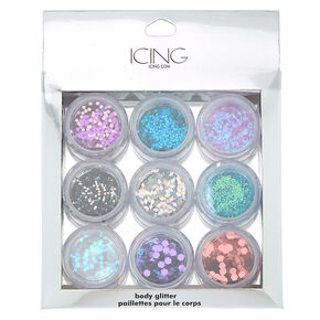 Cosmic Body Glitter Set - 9 Pack,