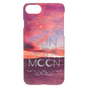 Live By The Sun Phone Case,