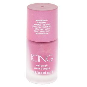 Cosmic Matte Pink Nail Polish,