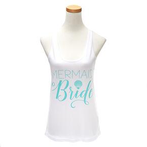 Mermaid Bride Tank Top,