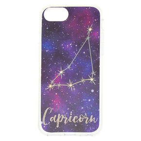 Capricorn Zodiac Phone Case - Fits iPhone 6/7/8 Plus,