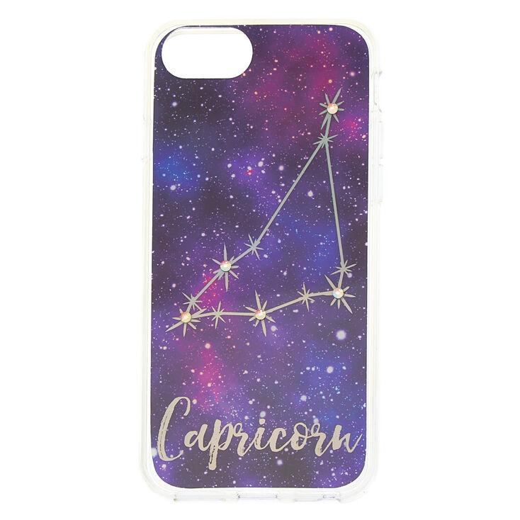 Capricorn Zodiac Phone Case - Fits iPhone 6/7/8 Plus,