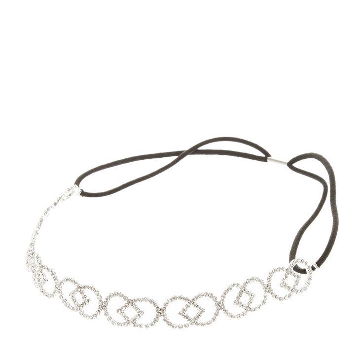 Crystal Loops Headwrap,