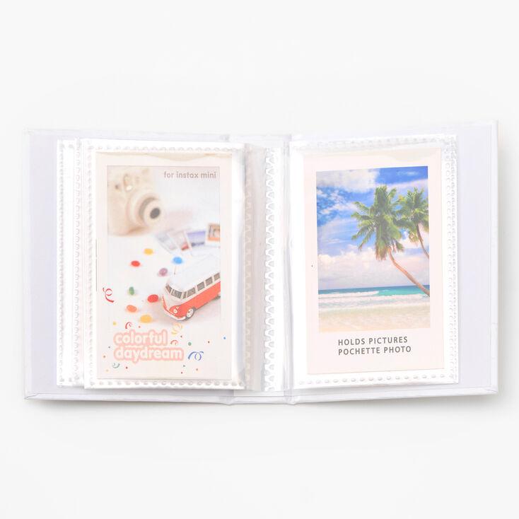 Best Year Ever 2021 Instax Mini Photo Album,