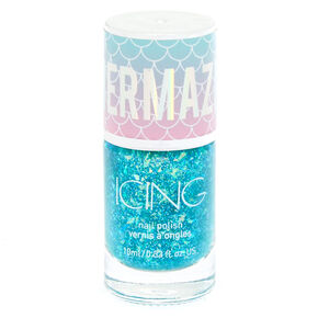Mermazing Glitter Nail Polish - Mermaid Glitz,