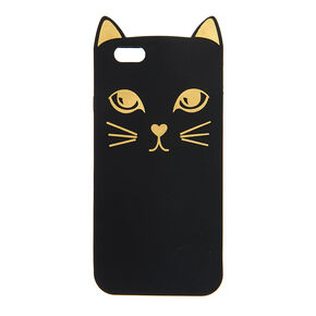 Black Cat Phone Case,