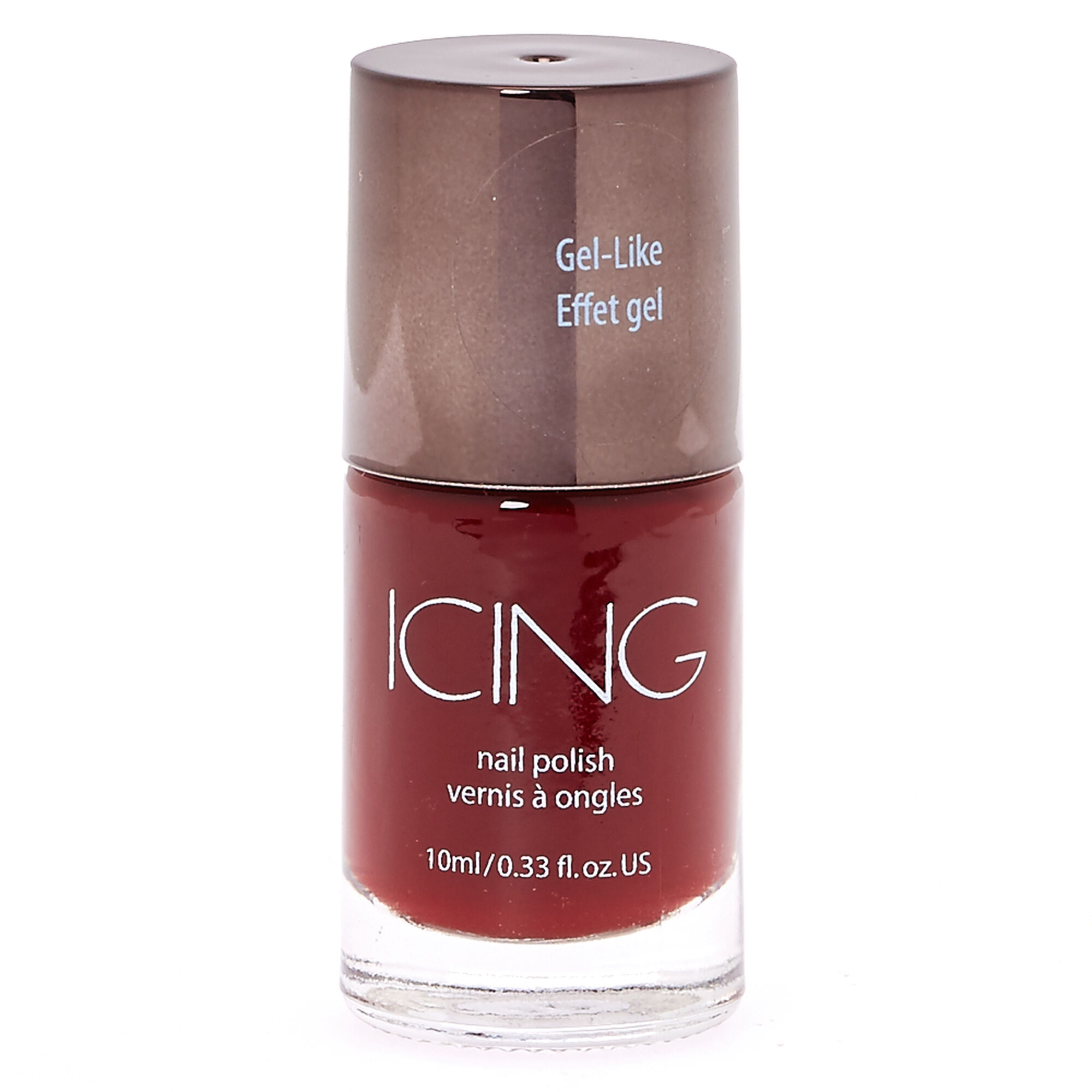 Gel Like Merlot Nail Polish