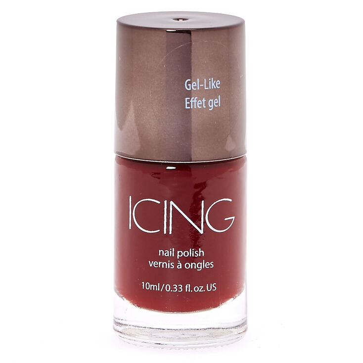 Gel Like Merlot Nail Polish,