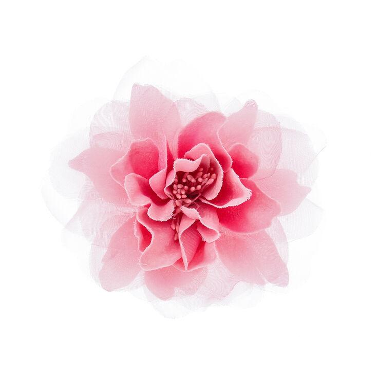 Pink thai flower hair clip icing us pink thai flower hair clip mightylinksfo
