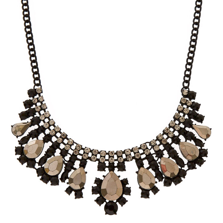 Ida Teardrop Statement Necklace,