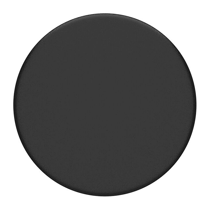PopSockets Swappable PopGrip - Black,