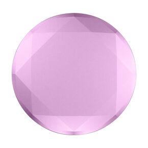 Lilac Metallic Diamond PopSocket,