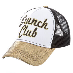 Brunch Club Trucker Hat,