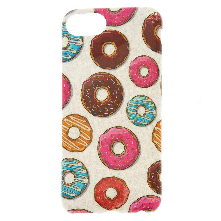 Glitter Donut Phone Case - Fits iPhone 6/7/8,
