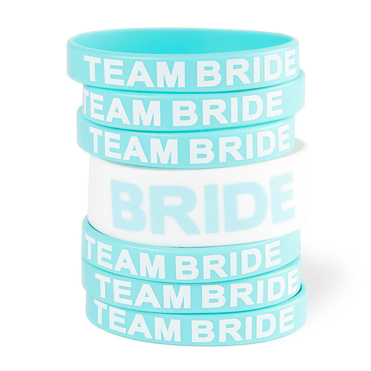 Team Bride Wristbands,