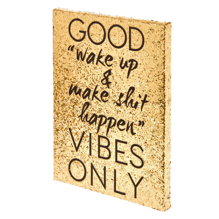Good Vibes Only Wall Art,
