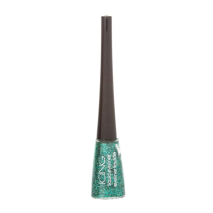 Green Shimmer Liquid Eyeliner,