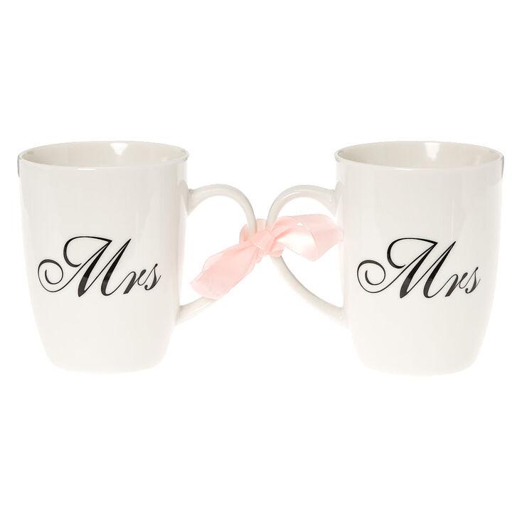Mrs. + Mrs. Mug Gift Set,