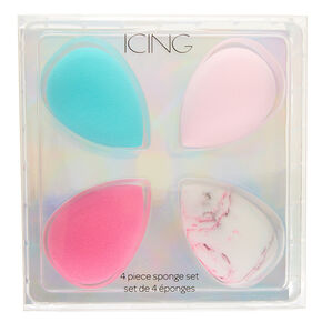 Makeup Blending Sponge Set - 4 Pack,