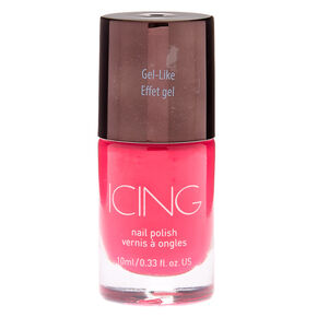 Gel-Like Nail Polish - Hot Pink,