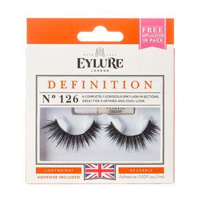 Eylure Definition No.126 False Lashes,