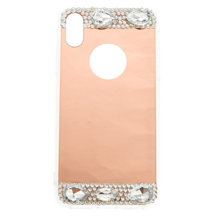 Glam Rose Gold Phone Case - Fits iPhone 6/7/8 Plus,