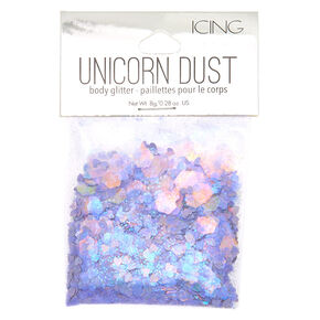 Unicorn Dust Body Glitter - Lavender,