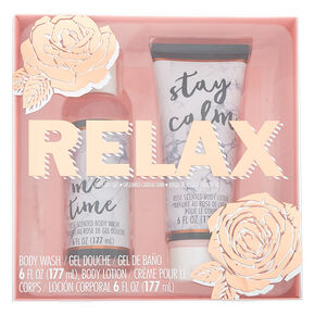Relax Bath and Body Set - 2 Pack,