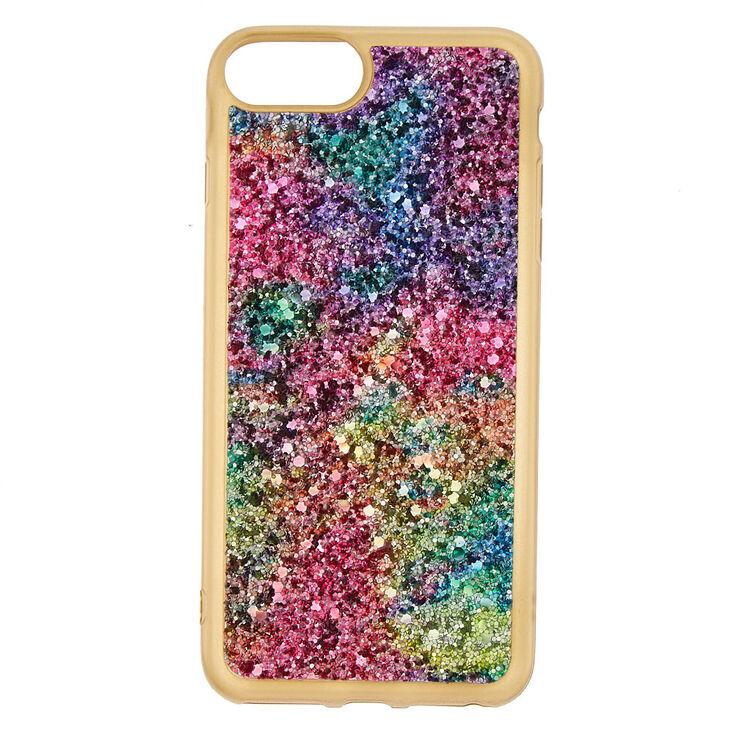 Space Glitter Phone Case - Fits iPhone 6/7/8 Plus,