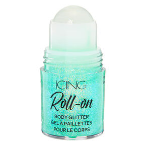 Roll On Body Glitter - Mint,