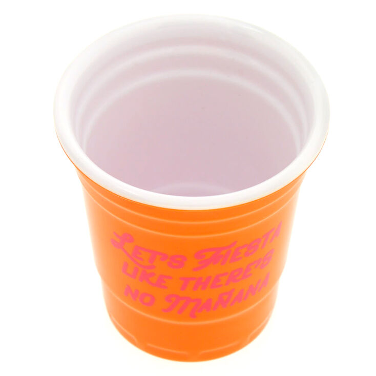 Lets Fiesta Shot Glass,