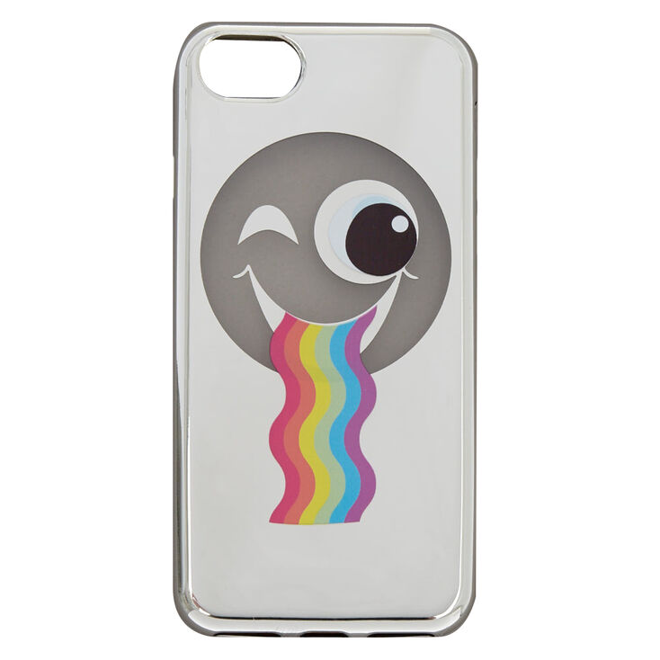 Rainbow Waterfall Phone - Fits iPhone 6/7/8/SE,
