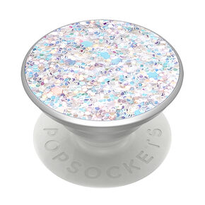 Sparkle Snow White PopGrip PopSocket,