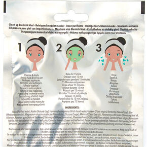 Clean Up Blemish Mud Mask,