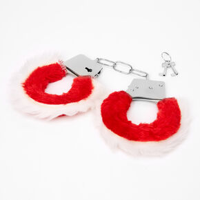 Holiday Handcuffs - Red,