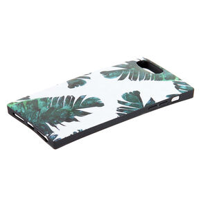 Tropical Leaves Square Phone Case - Fits iPhone 6/7/8 Plus,